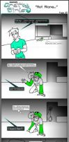 Minecraft Comic: CraftyGirls Pg 85 by TomBoy-Comics