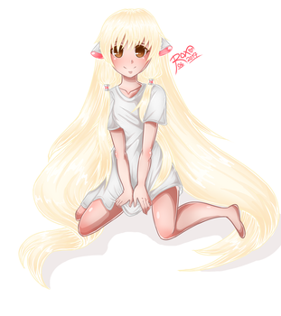 AY I DREW CHII by RoxieTheDerp