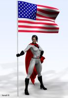 Soviet 4th of July by Soviet-Superwoman