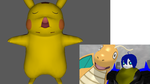 Well this happened: Wailing Pikachu by Deimos1984rd