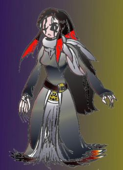 Mother Gaster (Gender Swapped) by ThatLuigiBrony