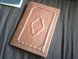 dr who prop, book of angels by Hordriss