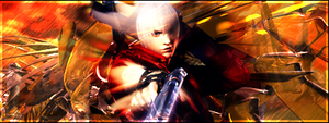 Dante from DMC Sig Clean by roninator001