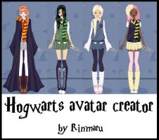 Hogwarts dress up game by Rinmaru