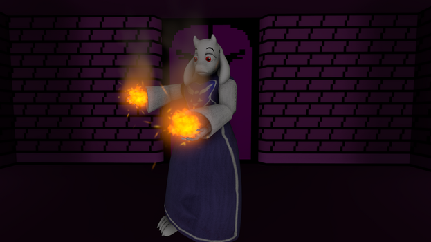 Show me your strength, my child [UNDERTALE] by VR-MMORPG