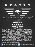Keotty Promo Cards by Tylerj818