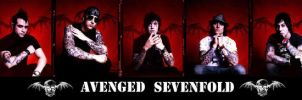 Avenged Sevenfold by Revie6661