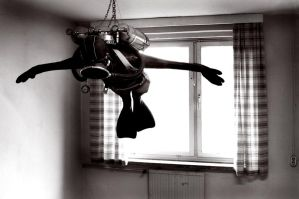 Jesus diving accident by LeonParin