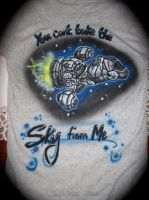 Firefly Shirt - Back by Galaxys-Most-Wanted
