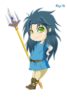 Chibi Kanon by Sunrise-Spirit