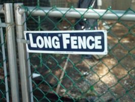 Long Fence by MoMo2