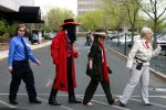Abbey Road - Hellsing Style by thatbloodypirate