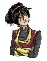 Redesigned Toph by kitsuK8