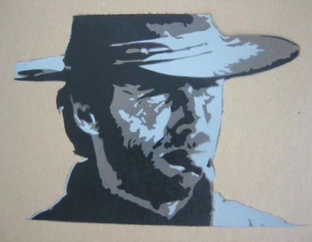Clint Eastwood by incubus72787