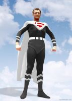 Justice Lord George Reeves by LittleBigDave