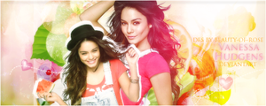 Vanessa Hudgens by Beauty-of-Rose
