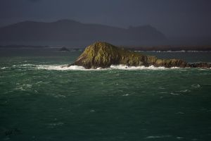 Western Isles Storm Light by cprmay