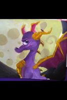 Spyro: Eternal Night by 12LucyJ34