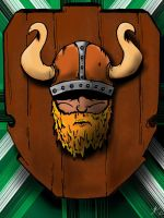 The Viking by icjaker