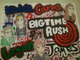 BTR painting COMPLETED by KNUXROUGE16
