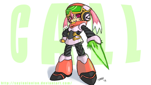 Mighty No. 9 - Call Concept by SayIanIanIan