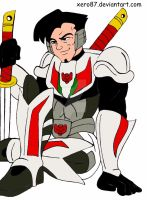 TFPH: humanized WheelJack by xero87