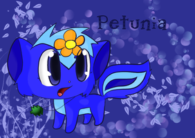 Chibi Petunia by chibitracy