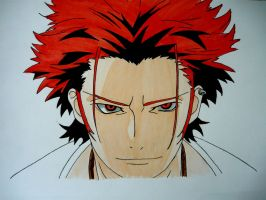 Mikoto - Project K by Hlqb