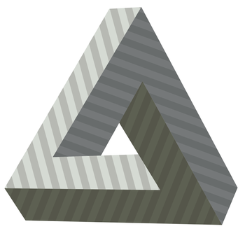 Impossible Triangle by JDDelgado