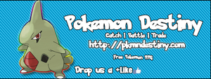 Pokemon Destiny - Banner - Project by EliteResources