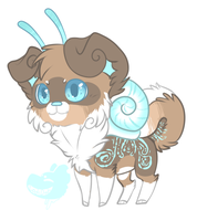 _CS_ Snuboo adopt auction! (OPEN!) by IMonsterDrool