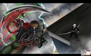 Prototype 2 - James Vs Alex by Flo-Jitz