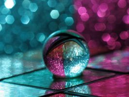 Sphere Drop 2 by endprocess83
