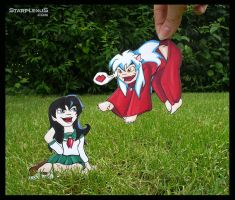 inuyasha belongs to kagome by starplexus