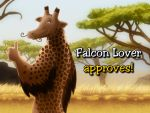 Falcon Lover - Pewduckpie by bAkiKA