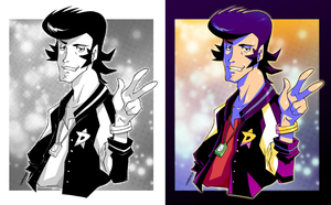 Space Dandy by Tomycase
