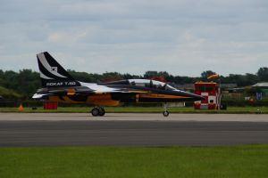 ROKAF KIA T-50 Black Eagle by hanimal60