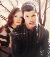 Jacob_Renesmee by KseniaCrispi