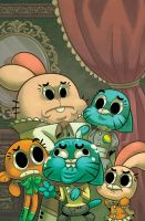 The Amazing World of Gumball #3 by zimmay