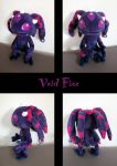 Void Fizz plush by nfasel
