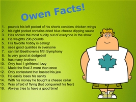TD- Owen Facts by courtneyfanTD