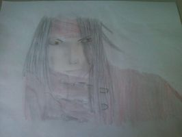 Vincent Valentine finished by Rini2012