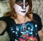 before KISS and Motley Crue concert by AdhyGriffin