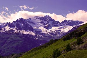 Pennine Alps by stokee