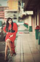 Red attitude by bwaworga