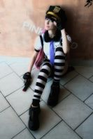 Stocking Police cosplay by Tenori-Tiger