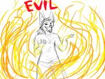 SoM AU | EVIL by w-olflover443