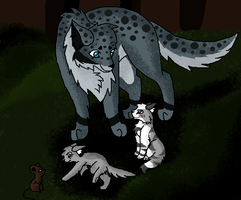 If Ashfur Never Died by Raillain