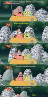 Spongebob + Pokemon Meme 2 by 17chrisjenkins
