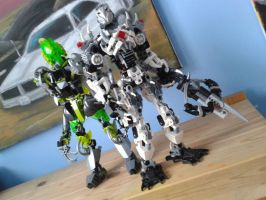 bionicle: bigger is better by CASETHEFACE